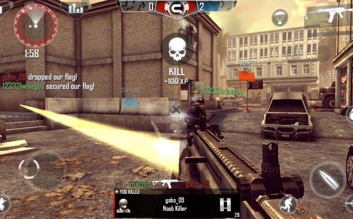 Игры от gameloft для android скачать бесплатно