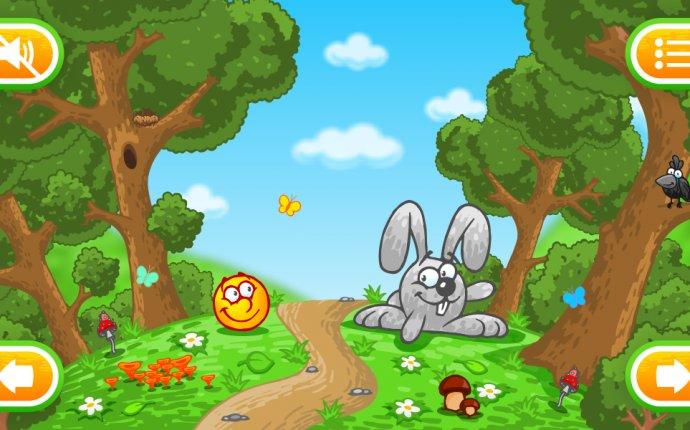Интерактивная сказка Колобок - поиграй со своими детьми