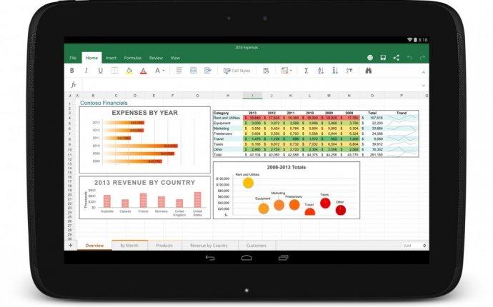 Microsoft на Android: установка приложений Office
