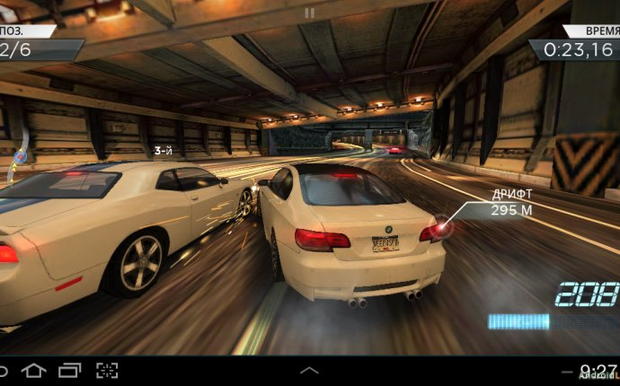 Need For Speed Most Wanted - ANDROID ОБЗОР.RU - Это самые свежие