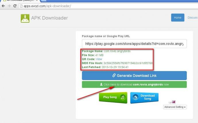 Простой способ скачать apk файл из Google Play на компьютер