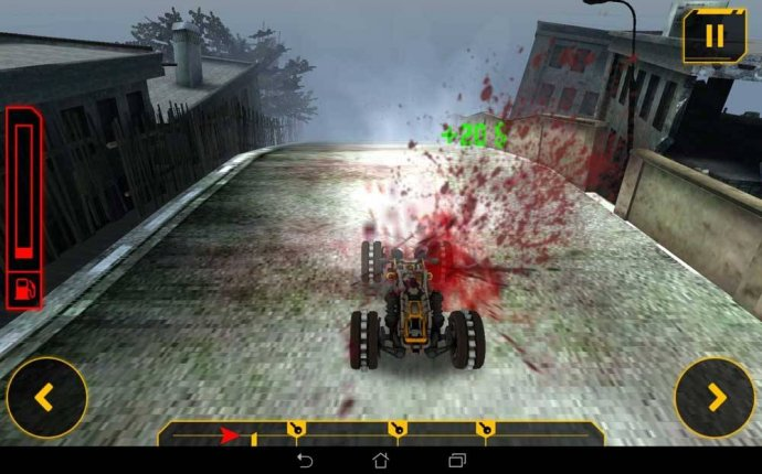 Скачать Drive Die Repeat - Zombie Game на Андроид
