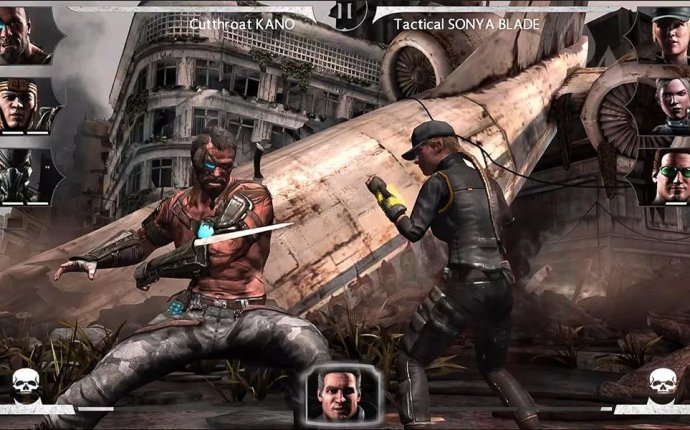 Скачать Mortal Kombat X 1.13.0 для Android