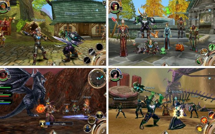Rpg Игры Android