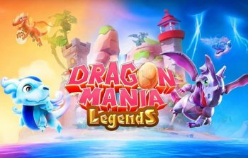Dragon Mania Legends - Легенды Дракономании для Android